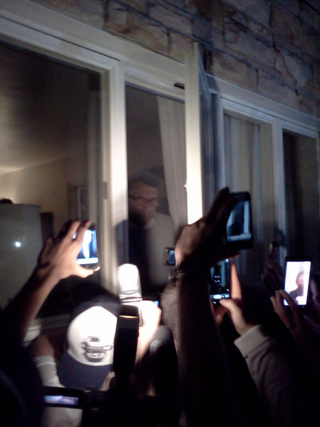 The School Philly - VIDEO: Joe Pa Holding Press Conference Through Window in Tears | Scandal at Penn State | Scoop.it