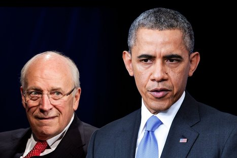 Obama Channels Cheney on Unlimited War - Daily Beast   911   Scoop.it