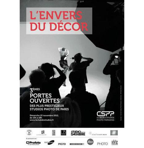 Les principaux Studios Photo de Paris vous ouvrent leurs portes le dimanche 25 novembre   Photographie - Pixfan.com   Photography Stuff For You   Scoop.it