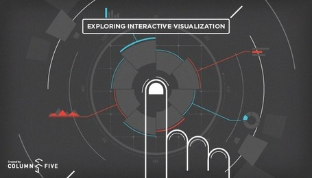 Exploring Interactive Visualization | Technology in Art And Education | Scoop.it