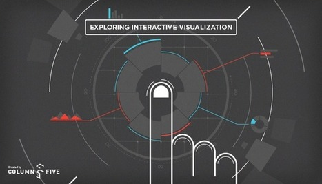 Exploring Interactive Visualization | omnia mea mecum fero | Scoop.it