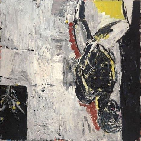 GEORG BASELITZ — EUGÈNE LEROY : LE RÉCIT ET LA CONDENSATION, EXPOSITION DE RENTREE AU MUSEE DE TOURCOING   Temps libre TOURCOING   Scoop.it