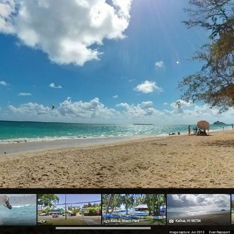 Google Debuts 'Views' for Adding 360-Degree Photos to Google Maps | Social Media Marketing | Scoop.it
