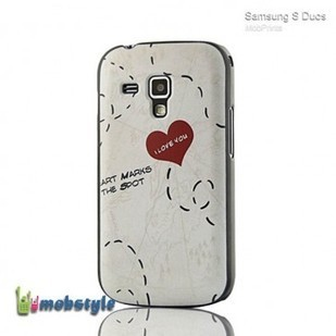 MobPrints009 - Hard Plastic Back Case for Samsung S Duos | Samsung Galaxy S Duos Cases | Scoop.it