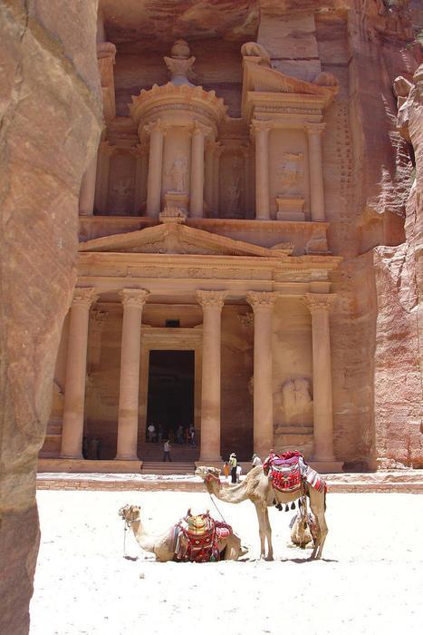 360 degrees- Ancient city Petra, Jordan   Creating long lasting friendships through adventure travel   Scoop.it
