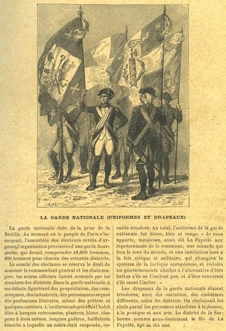 Votre ancêtre était-il membre de la Garde Nationale ou soldat dans les bataillons de volontaires nationaux ? | Généalogie et histoire, Picardie, Nord-Pas de Calais, Cantal | Scoop.it