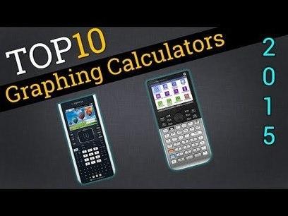 Las 10 mejores calculadoras gráficas del mercado   TIC-TAC_aal66   Scoop.it