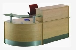 Choosing Reception Table for Office | Office Modular Furniture Gurgaon | Scoop.it