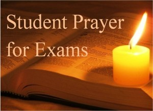 Student Prayer for Exams | Diocese of Down and Connor | Resources for Catholic Faith Education | Scoop.it