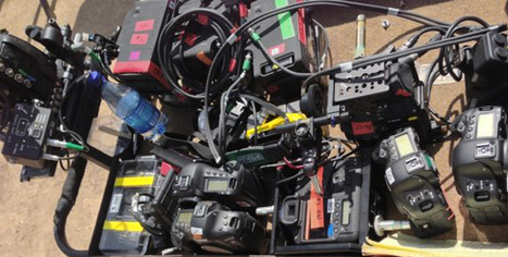 Selecting Cameras for 'Need for Speed', by Shane Hurlbut, ASC (Audio 41:07): 35mm + EPIC + ALEXA + F65 + F5 + C500 + 1DC + BMCC + HERO3   Video games 101   Scoop.it
