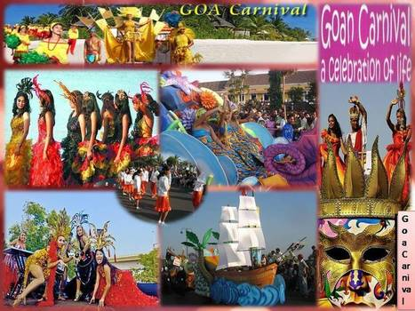 Goa Carnival | Goa Bech Vacations | Scoop.it