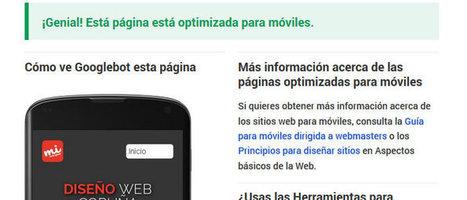 Google penaliza las webs no adaptadas a dispositivos móviles por Diseño Web Coruña Martín Iglesias | Diseño Web Coruña Martin Iglesias | Scoop.it