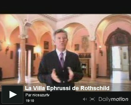 Visite guidée de la Villa Ephrussi par son directeur | GenealoNet | Scoop.it