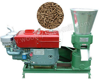 Portable Wood Pellet Mill-Got Sawdust? Make Your Own Biomass Pellets Now! | Pellet Making Machine Products | Scoop.it