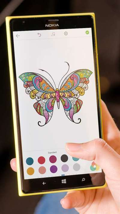 Butterfly Coloring Pages for Adults: Coloring Book – Windows Apps on Microsoft Store | Best Apps & Games for Android and iOS | Scoop.it