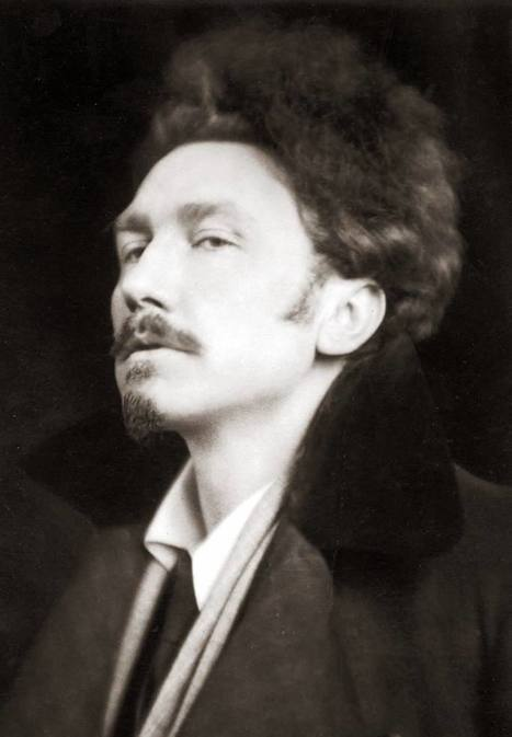 "Read Ezra Pound's List of 23 ""Don'ts"" For Writing Poetry (1913 ... 