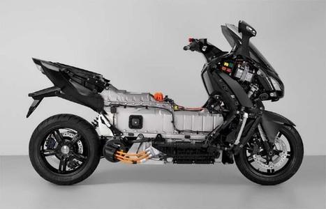 Pronto al debutto il Bmw C Evolution | Mobilità Sostenibile | Scoop.it