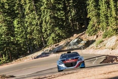 Pikes Peak : Loeb s'envole lors des qualifs | Auto , mécaniques et sport automobiles | Scoop.it