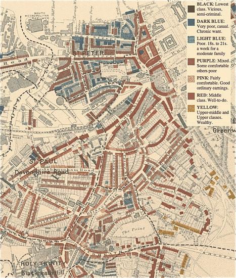 Sự tiến hóa của thuật bản đồ trong nỗ lực mô tả, kiến giải và thiết kế đô thị | VSE | Scoop.it