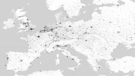 Crean un mapa que permite ver en su totalidad la huella del hombre en la Tierra | CTMA | Scoop.it