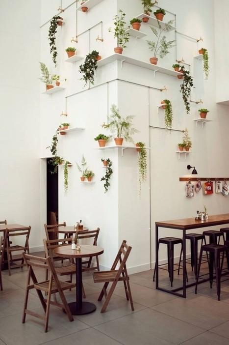Comment habiller un angle dans une pièce? – Cocon de décoration: le blog | Décoration | Scoop.it