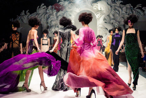 Singapore Welcomes French Couture   Julien Fournié   Scoop.it