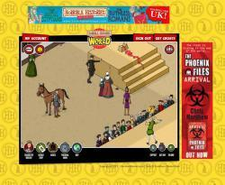 Educational Virtual world brings Multi Platform Horrible Histories® to life - a browser world from Huzutech | FutureMedia | Scoop.it