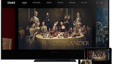 Starz joins the subscription streaming service club - Mashable | mvpx_CTV | Scoop.it