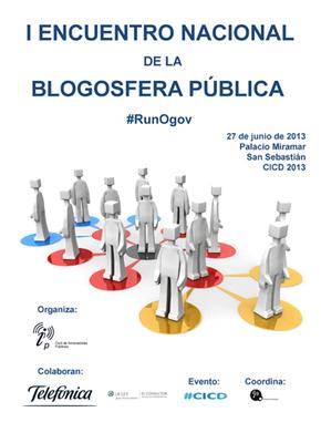 Club de Innovacion - I ENCUENTRO NACIONAL DE LA BLOGOSFERA PÚBLICA   Govern obert   Scoop.it