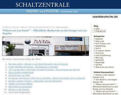 Journalist: Kleine Formate ganz groß | Multimedia, Crossmedia, Usability | Scoop.it