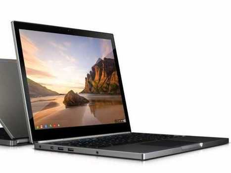 Google Has Planted A Secret Surprise In Its High-End Chromebook | cross pond high tech | Scoop.it