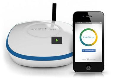 SmartThings ou la box domotique réinventée | Soho et e-House : Vie numérique familiale | Scoop.it