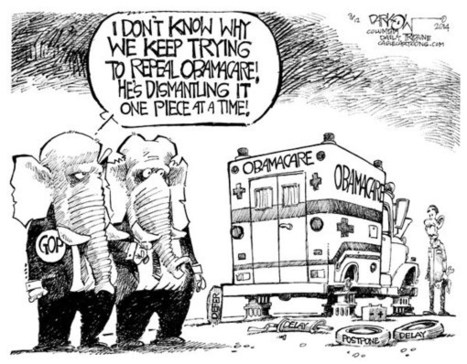 Obama Care Delays | Gov and Law-- Brenna Voeltz | Scoop.it