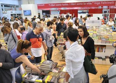 Salone Libro: edizione 2015 chiude con un soffio di visitatori in più rispetto all'anno scorso - Cultura | NOTIZIE DAL MONDO DELLA TRADUZIONE | Scoop.it