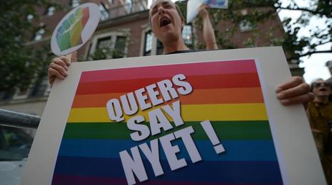 COOL Poutine...JO de Sotchi : la Russie accepte d'accueillir des homosexuels, mais… | Sotchi 2014 | Scoop.it