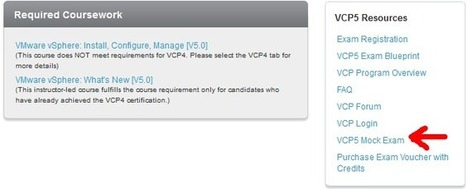 VCP5 Exam - How to Study for and Pass With Ease | From zero to VCP5 | Scoop.it