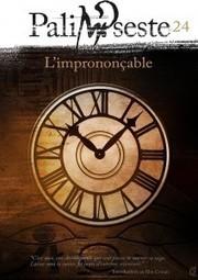Palimpseste 24 : L'Imprononçable   Jeux de Rôle   Scoop.it