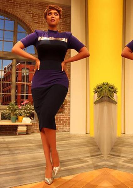 Tyra Banks onRoberto Botticelli Shoes | Le Marche & Fashion | Scoop.it