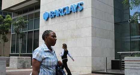Barclays met fin à un siècle de présence en Afrique | Afrique | Scoop.it