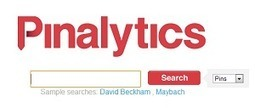 Pinterest Insider: New Analytics Tool Launches for Pinterest | Business in a Social Media World | Scoop.it