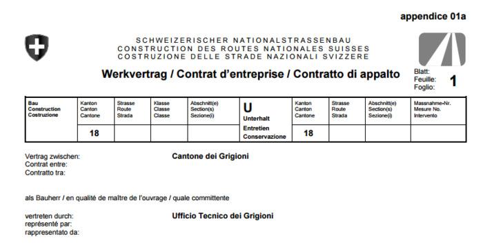 (DE) (FR) (IT) (PDF) - Werkvertrag / Contrat d'entreprise / Contratto di appalto | Cantone dei Grigioni | Glossarissimo! | Scoop.it