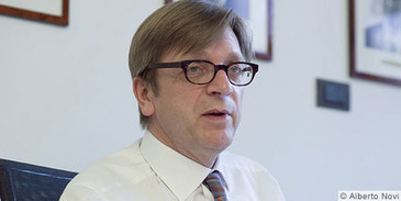 Guy Vehofstadt in interview - we need 'radical' pro-EU movement - Public Service Europe | Europe matters | Scoop.it