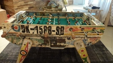 Fishing craft to foosball tables, furniture to float your boat | Boating | Scoop.it
