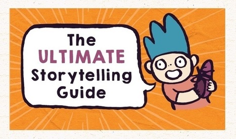 Storytelling For Brands: The Ultimate Storytelling Guide - #Infographic | Digital Information World | Digital Brand Marketing | Scoop.it