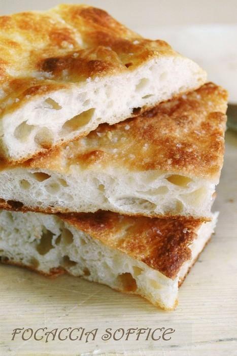 Mamma Papera — Focaccia soffice con yogurt e birra | Ricette & Cucina | Scoop.it
