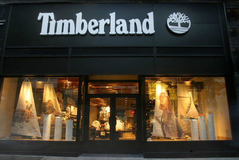 Timberland a ouvert son premier magasin phygital à New York | Marketing digital, communication, etc. | Scoop.it