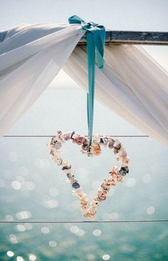 Ideas inspiradoras para tu boda en la playa | Miss Bliss | Celebra | Scoop.it