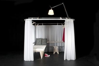 HOTELLO. Somnia et Labora. A Portable Office / Hotel Room Designed for daskonzept Will be Presented at FuoriSalone 2013. — Conceptual Devices | Ébène SOUNDJATA | Scoop.it