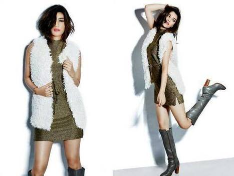 Juice Magazine December: Presenting The Ravishing Kriti Sanon | Celebrity Fashion Trends | Scoop.it