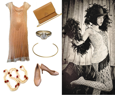 Outfit of the Week | 20's Inspired Look | Spotlight | New York Boutiques | Scoop.it